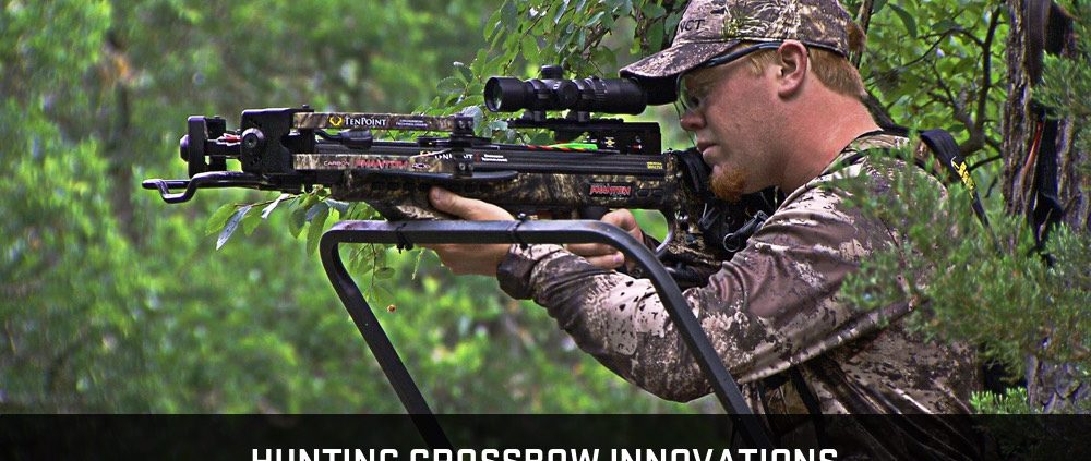 Hunting Crossbow Innovations with TenPoint | Cabela's Deer